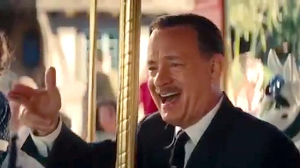 Dans l'ombre de Mary - La promesse de Walt Disney - bande annonce - VO - (2014)