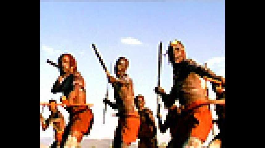 Massai, les guerriers de la pluie - bande annonce - (2004)