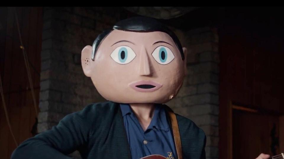 Frank - bande annonce - (2015)