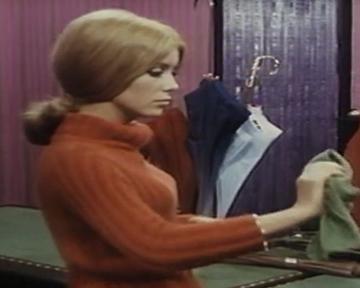 Les Parapluies de Cherbourg - bande annonce - (1964)