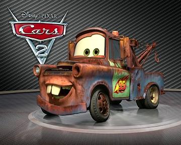 Cars 2 - teaser 3 - VO - (2011)