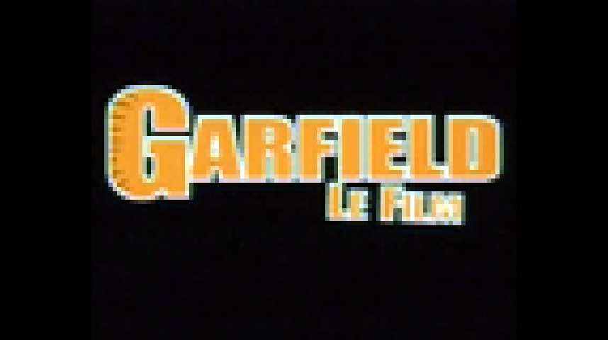 Garfield - Bande annonce 1 - VF - (2003)