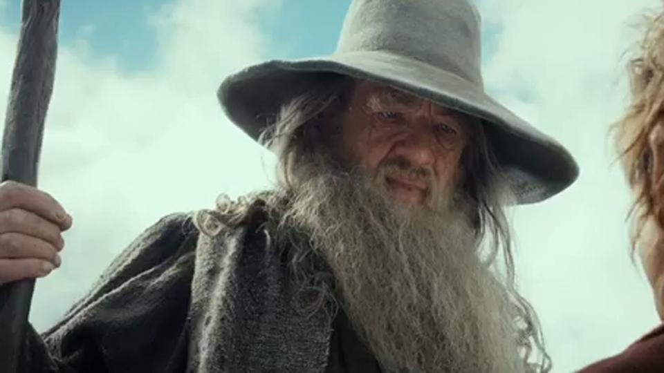 Le Hobbit : la Désolation de Smaug - bande annonce 3 - VO - (2013)