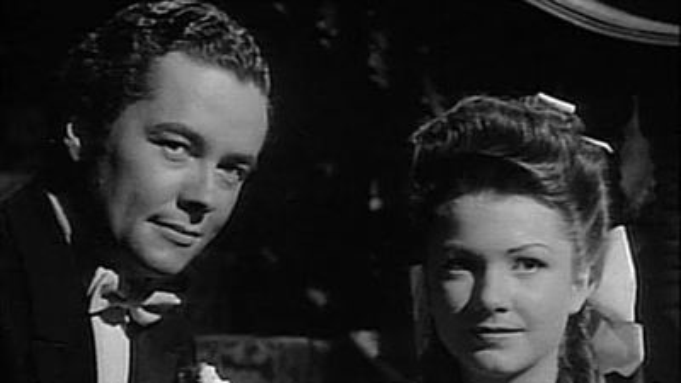 La Splendeur des Amberson - bande annonce - VO - (1946)