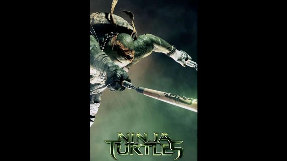 Ninja Turtles - teaser - VF - (2014)
