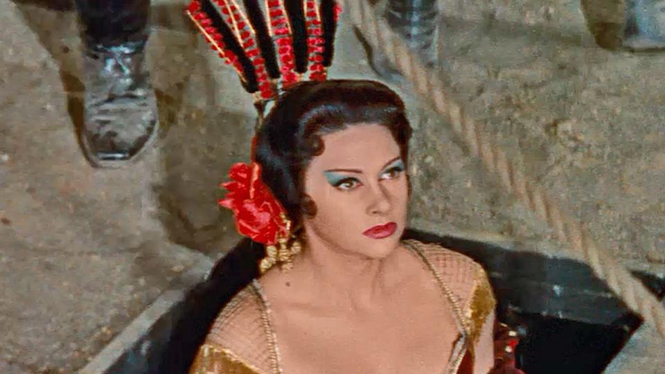 Lola Montès - bande annonce - (1955)