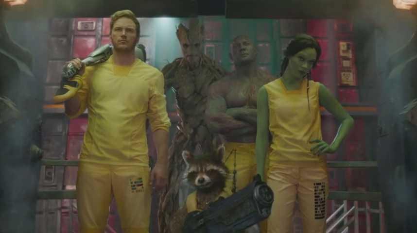 Les Gardiens de la Galaxie - Bande annonce 13 - VO - (2014)