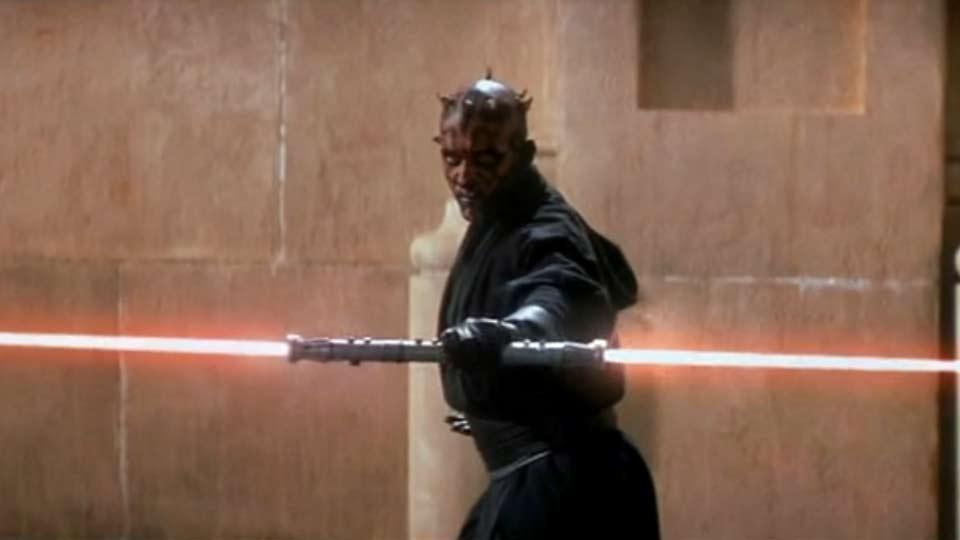 Star Wars : Episode I - La Menace fantôme - teaser - VOST - (1999)