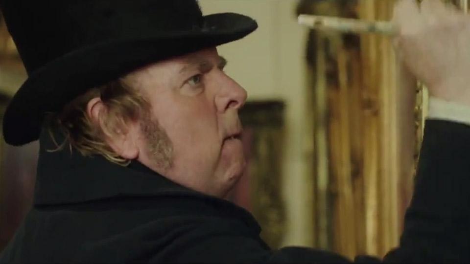 Mr. Turner - bande annonce - VOST - (2014)
