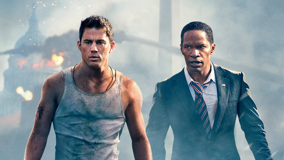 White House Down - bande annonce 4 - VOST - (2013)