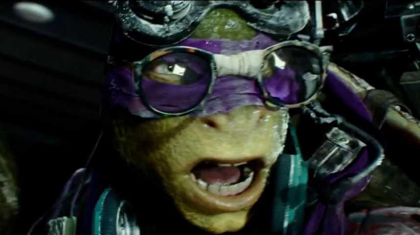 Ninja Turtles - bande annonce 5 - VF - (2014)