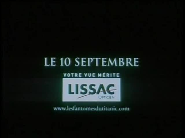 Les Fantômes du Titanic - bande annonce 2 - VF - (2003)