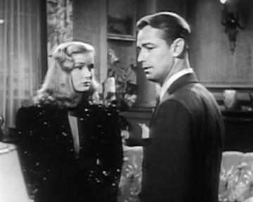 Le Dahlia bleu - bande annonce - VOST - (1946)