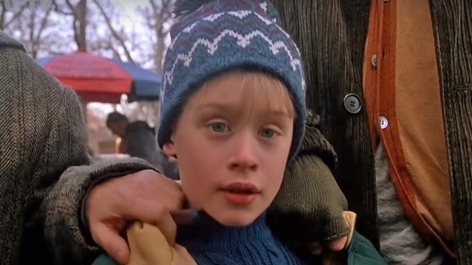 Maman, j'ai encore raté l'avion - bande annonce - VO - (1992)