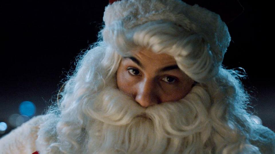 Le Père Noël - bande annonce - (2014)