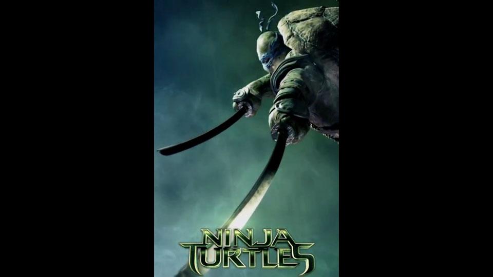 Ninja Turtles - teaser 3 - VF - (2014)