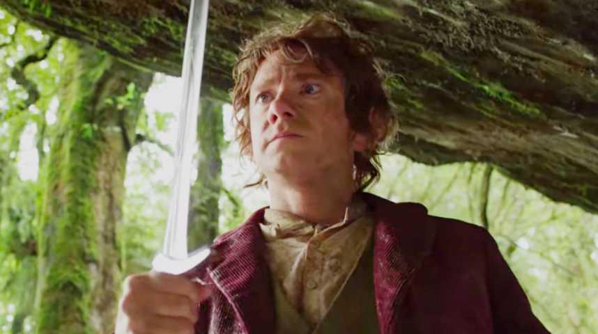 Le Hobbit : un voyage inattendu - Bande annonce 3 - VO - (2012)
