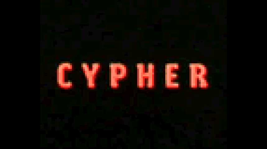 Cypher - Bande annonce 1 - VF - (2002)