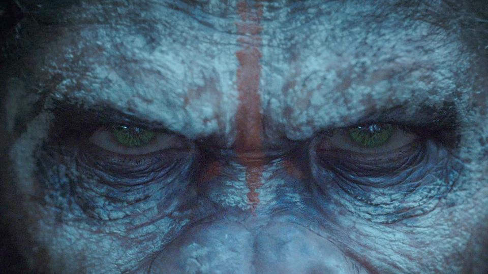 La Planète des singes : l'affrontement - bande annonce 2 - VF - (2014)