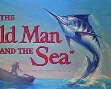 Le Vieil Homme et la Mer - bande annonce - VO - (1958)
