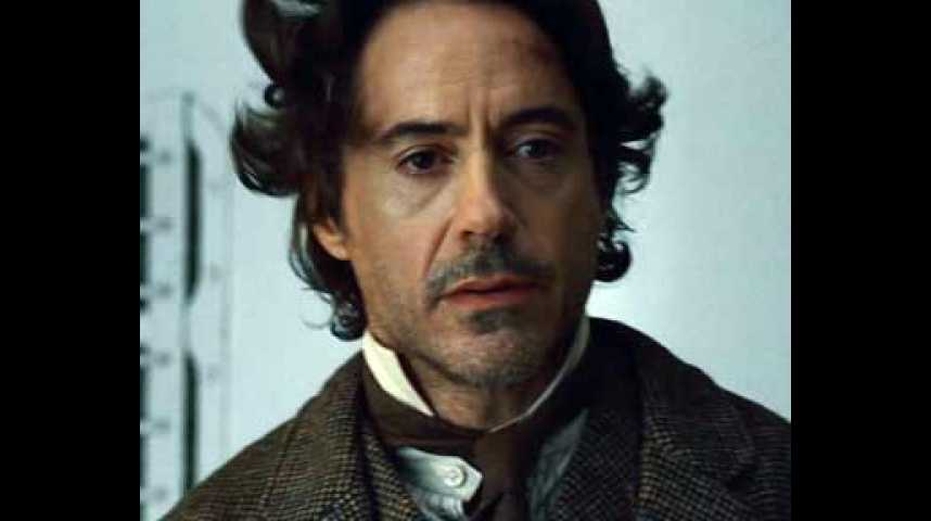 Sherlock Holmes 2 : Jeu d'ombres - bande annonce 4 - VF - (2012)