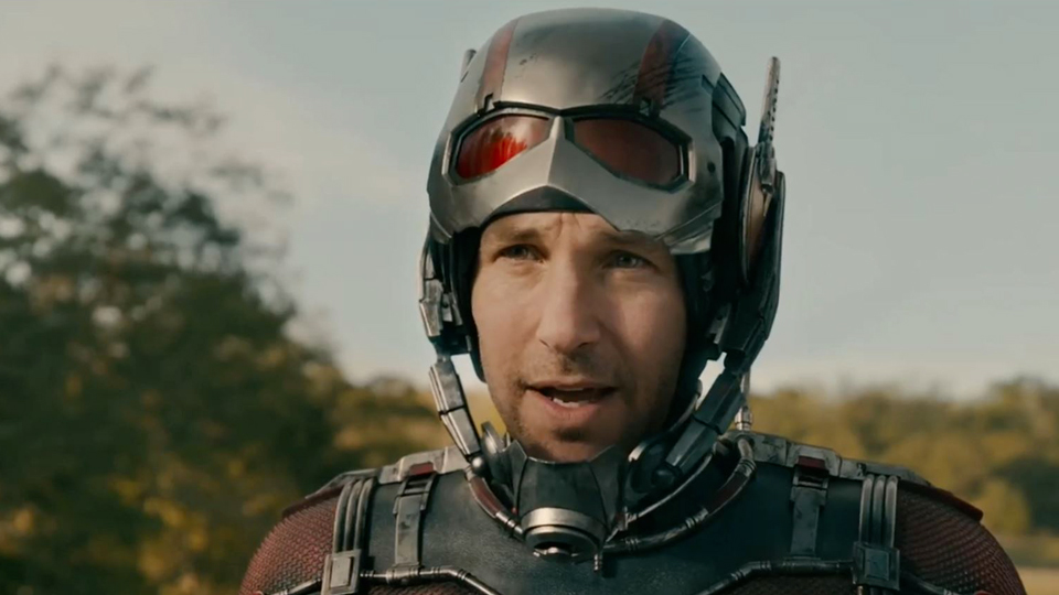Ant-Man - bande annonce 3 - VOST - (2015)
