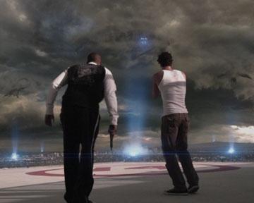 Skyline - teaser - VOST - (2010)
