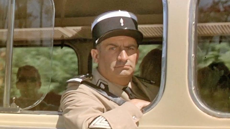 Le Gendarme de Saint-Tropez - bande annonce - (1964)