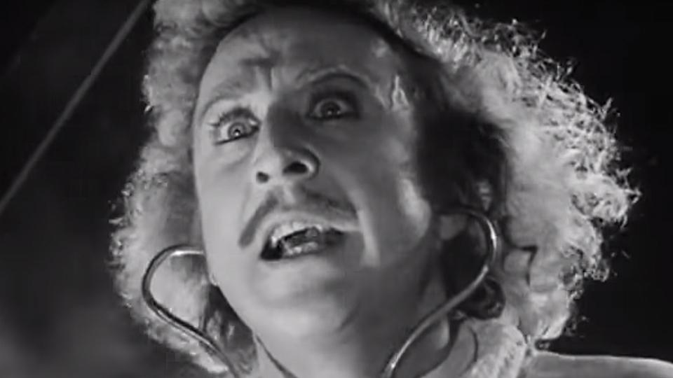 Frankenstein Junior - bande annonce - VOST - (1975)