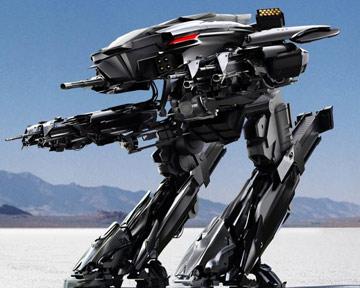 RoboCop - teaser - VO - (2014)
