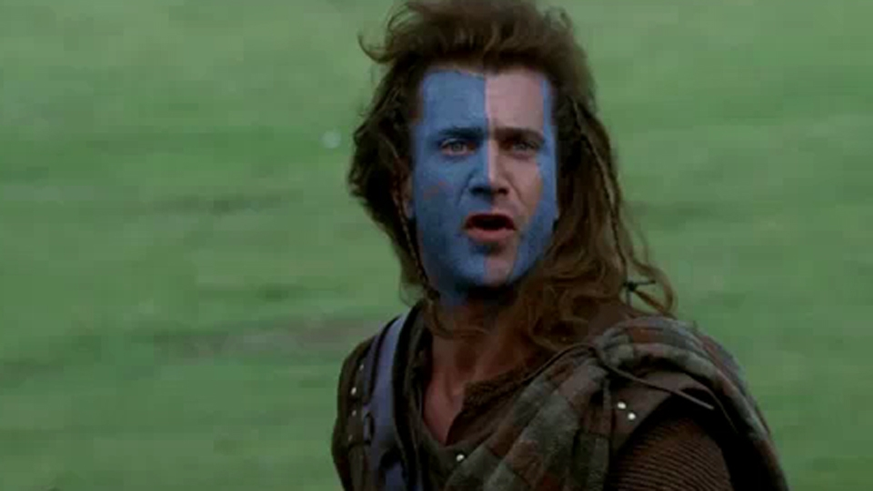 Braveheart - bande annonce 2 - VOST - (1995)