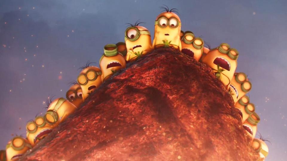 Les Minions - bande annonce 5 - VF - (2015)