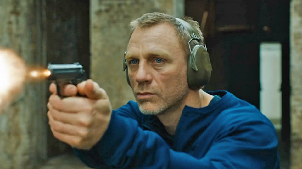 Skyfall - bande annonce - VOST - (2012)