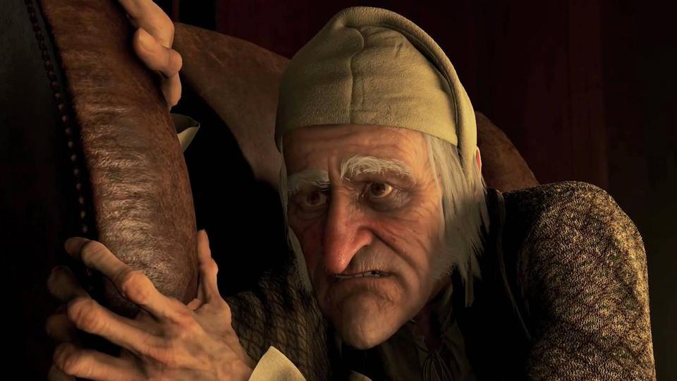 Le Drôle de Noël de Scrooge - bande annonce - VF - (2009)