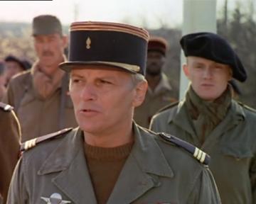L'Honneur d'un Capitaine - bande annonce - (1982)