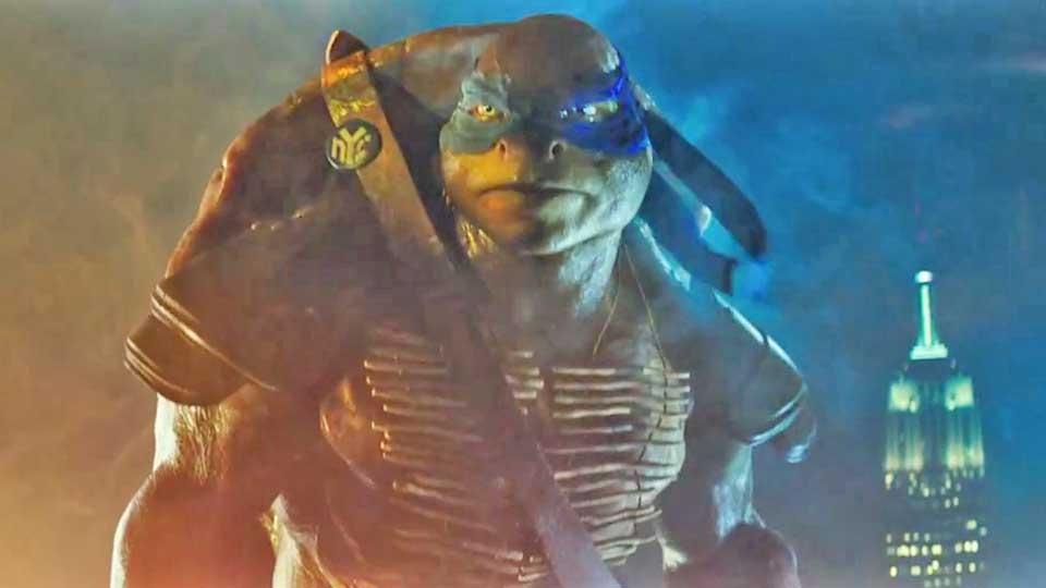 Ninja Turtles - bande annonce - VOST - (2014)