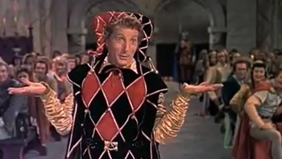 Le bouffon du roi - bande annonce - VO - (1956)