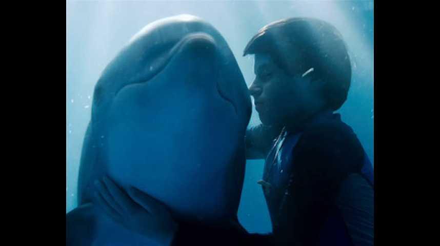 L'Incroyable histoire de Winter le dauphin - Bande annonce 1 - VF - (2011)