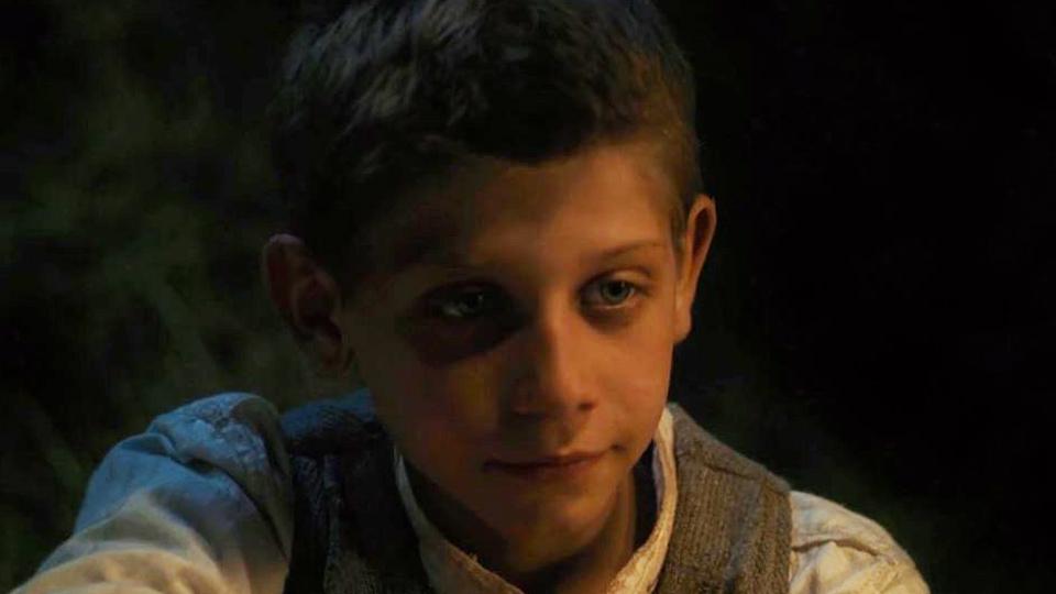 Cino, l'enfant qui traversa la montagne - bande annonce - (2014)