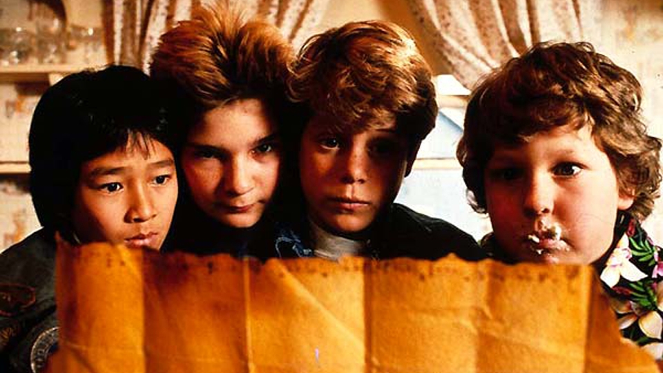 Les Goonies - bande annonce 2 - VO - (1985)