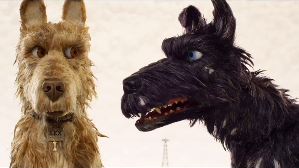 Isle Of Dogs - bande annonce - VO - (2018)