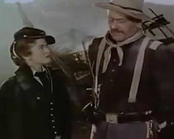 La Charge héroïque - bande annonce - VO - (1950)