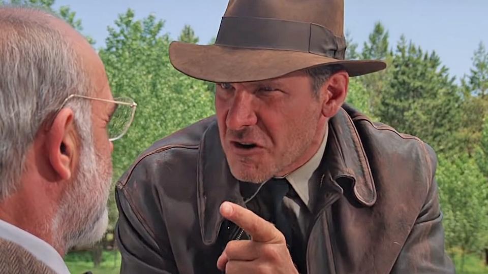 Indiana Jones et la Dernière Croisade - bande annonce - VO - (1989)