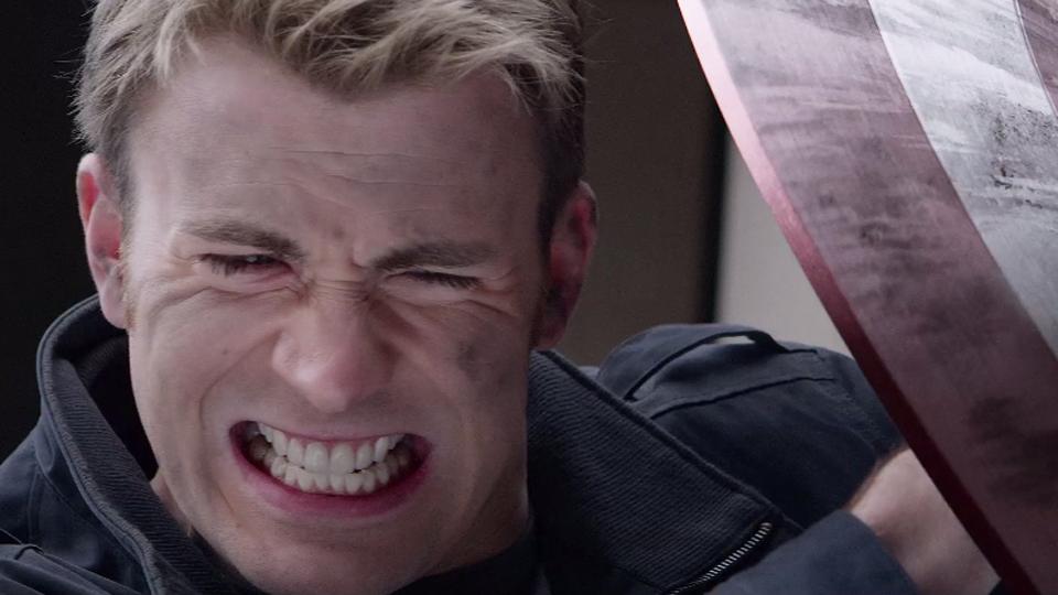 Captain America, le soldat de l'hiver - bande annonce 3 - VOST - (2014)