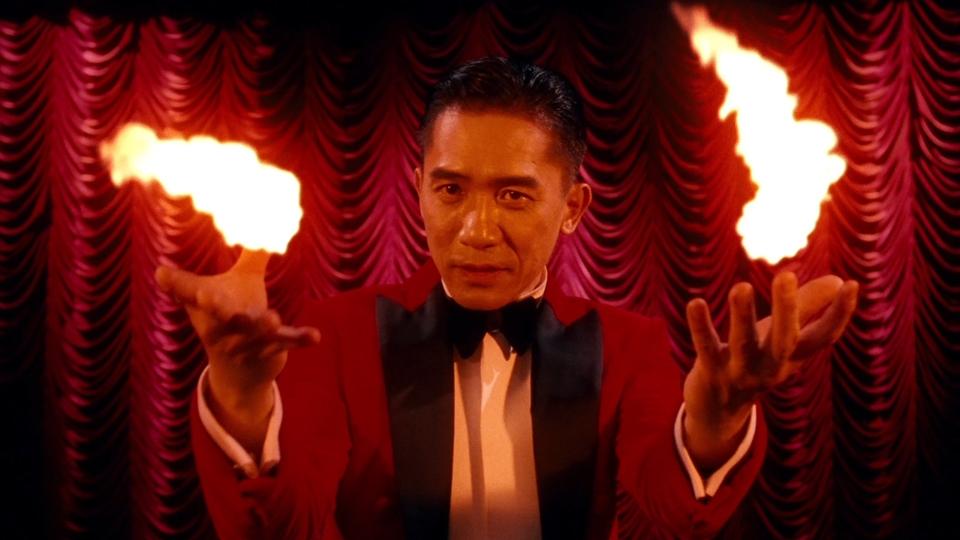 Le Grand magicien - bande annonce 2 - VF - (2012)