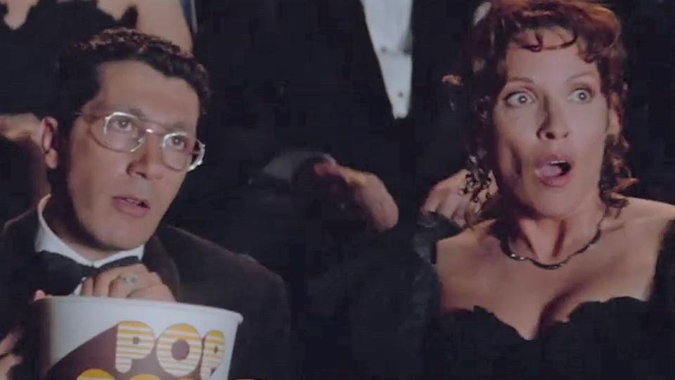 La Cité de la peur - bande annonce - (1994)