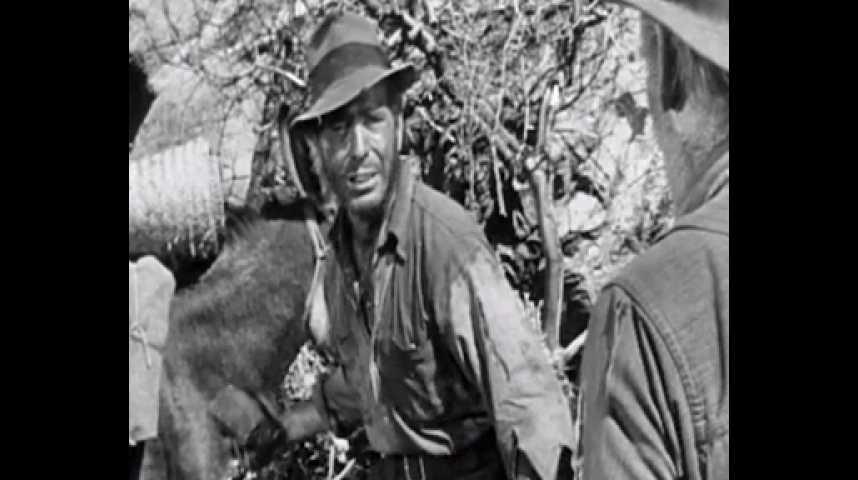 Le Trésor de la Sierra Madre - bande annonce - VO - (1948)