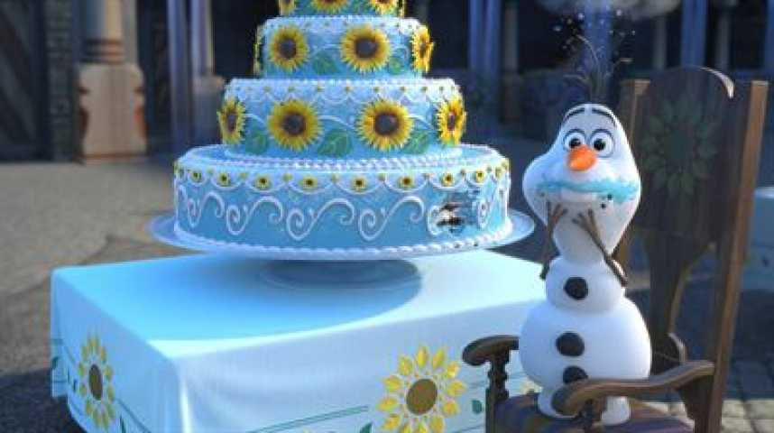 La Reine Des Neiges - Une fête givrée - teaser - VO - (2015)
