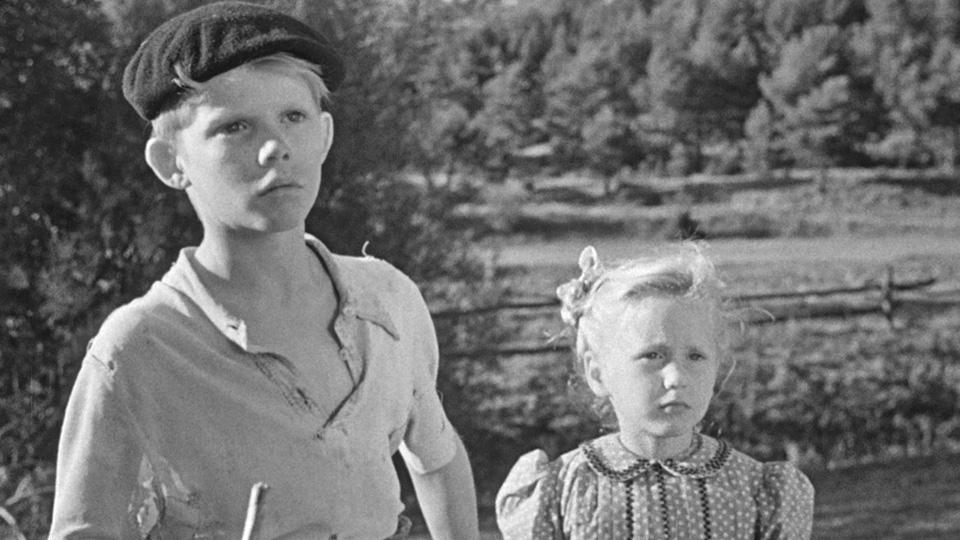 Jeux interdits - bande annonce - (1952)