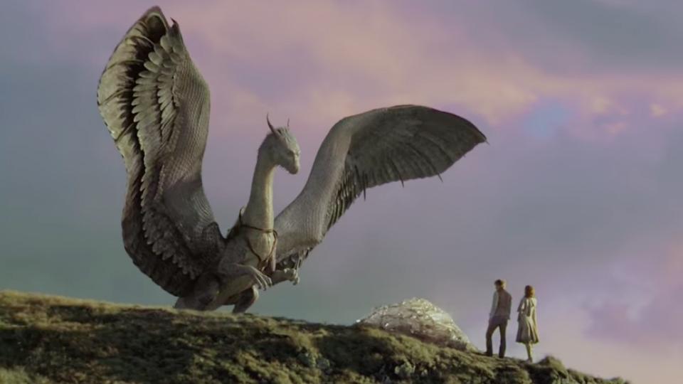 Eragon - bande annonce 4 - VOST - (2006)